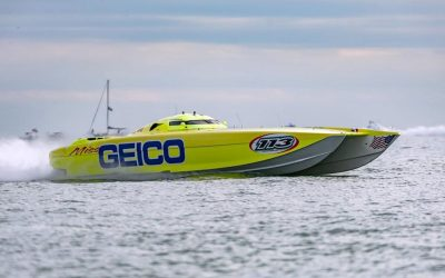 Miss Geico team defends offshore racing world title at Englewood Beach Waterfest