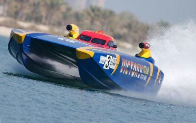 Dubai Team Plots 'Victory' in Florida Superboat Races