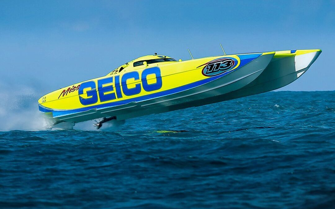 TECHNICAL ISSUES PULL GEICO OUT OF LAKE RACE